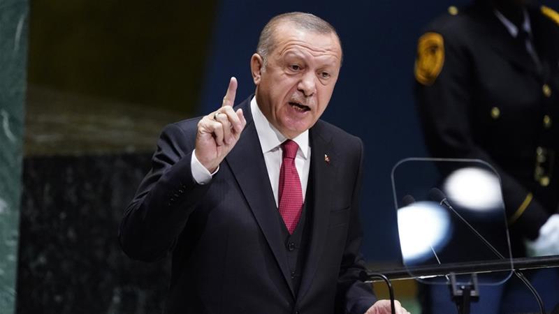 土耳其总统埃尔多安 路透社图