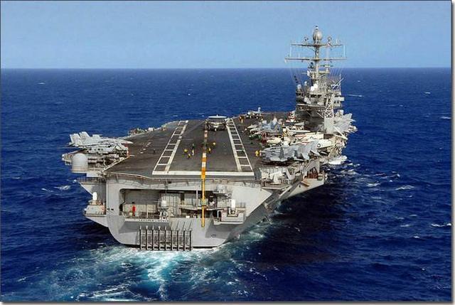 不针对其他国家!中俄伊第一次海上军演 美国紧盯