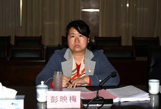 35岁升副厅的女干部 跨省履新图片