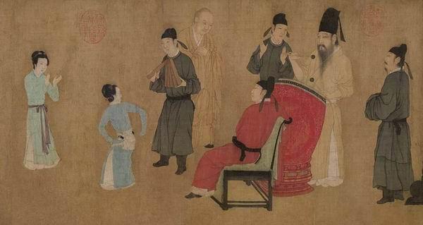 故宫六百年活动公布:苏轼特展、古代人物画展、明清史论坛