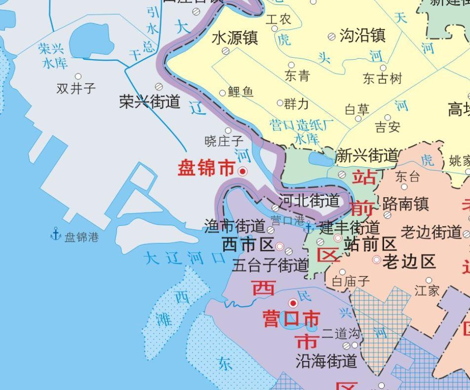 """图片来源:辽宁省自然资源厅官网""""标准地图服务""""栏目"""