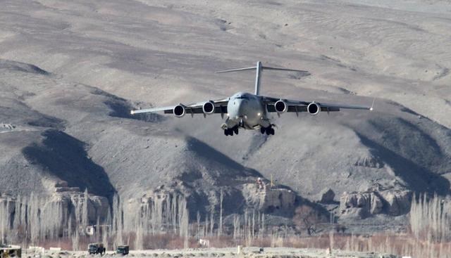 在印度唯一不会摔的飞机4.2亿美元:和运-20有一拼