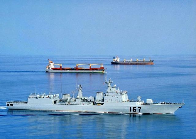 火力不足恐惧症治愈:167深圳舰配16枚超音速反舰导弹