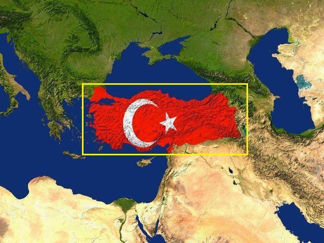 以色列小家子气,让俄罗斯直升机多跑上千公里,还好有土耳其帮助