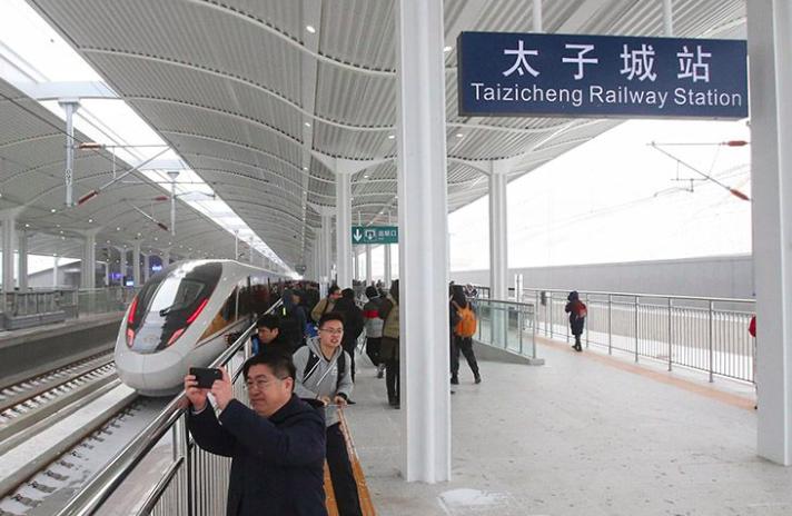京张高铁正式开通,携程平台张家口滑雪游热搜增500%图片