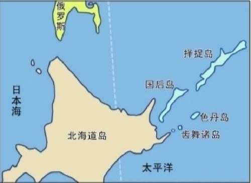 日媒拒不承认二战结果,勒令俄罗斯归还北方四岛,否则武力夺回