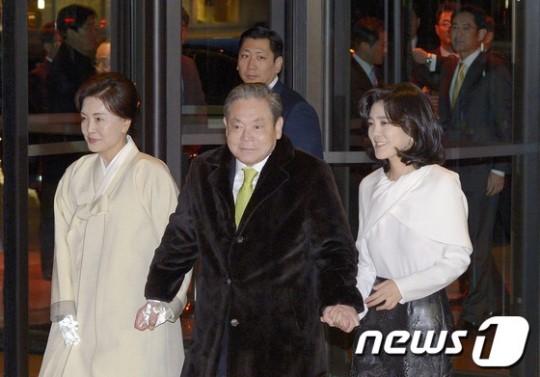 韩国三星会长卧病在床 股票资产1年涨240亿人民币