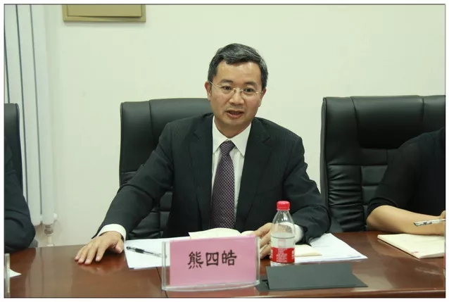 中央决定:熊四皓任哈工大党委书记(副部长级)图片