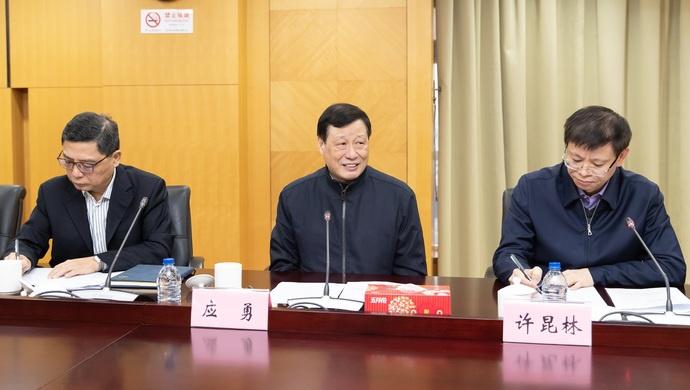 """为了你家的""""菜篮子"""",上海市长专门开了这个会"""
