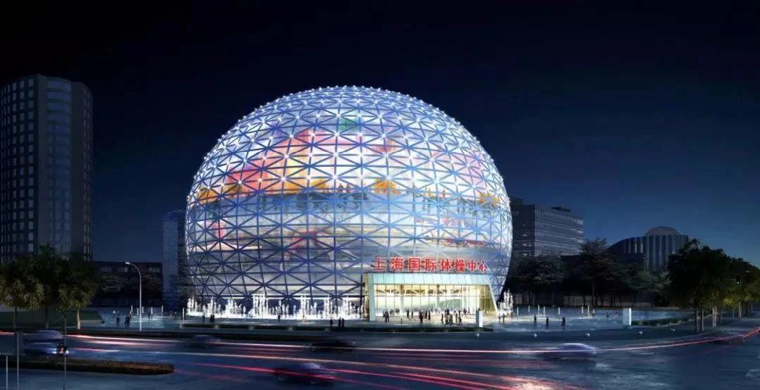 上海国际体操中心将开工