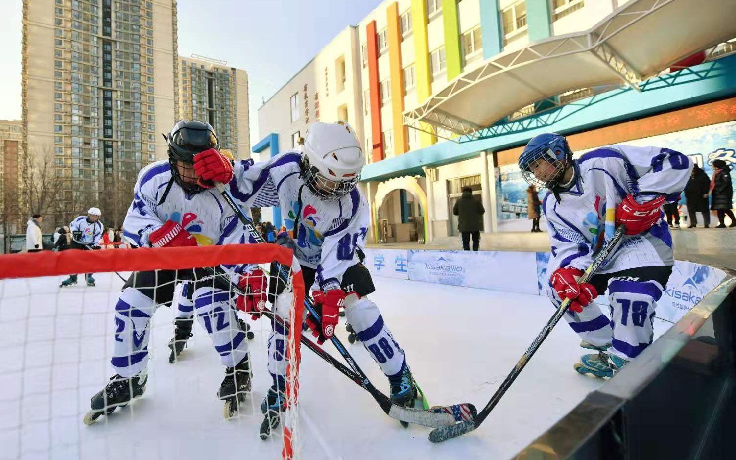 【宝宝计划】滑雪旱地冰壶……北京小学宝宝计划万年图片