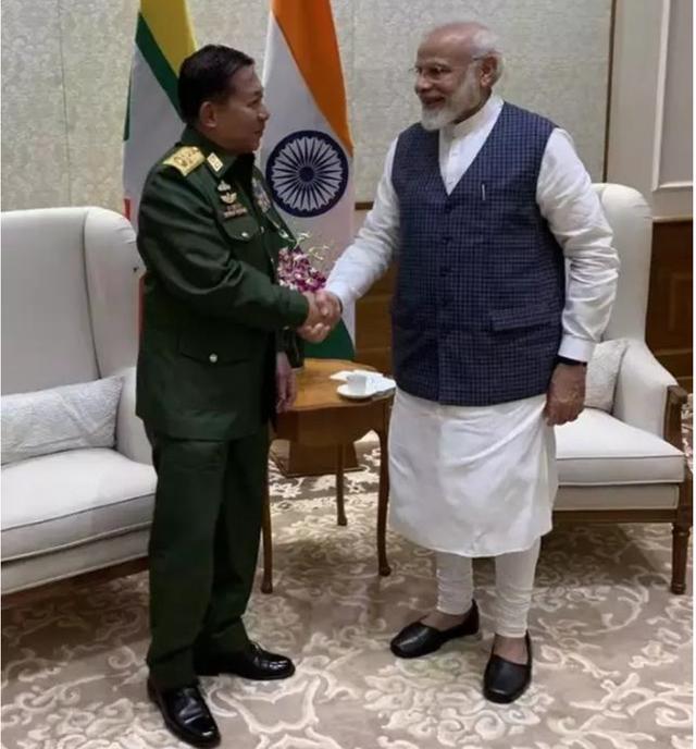 跟中国关系不错,为什么买印度二手潜艇缅甸:鸡蛋不能放一个篮子
