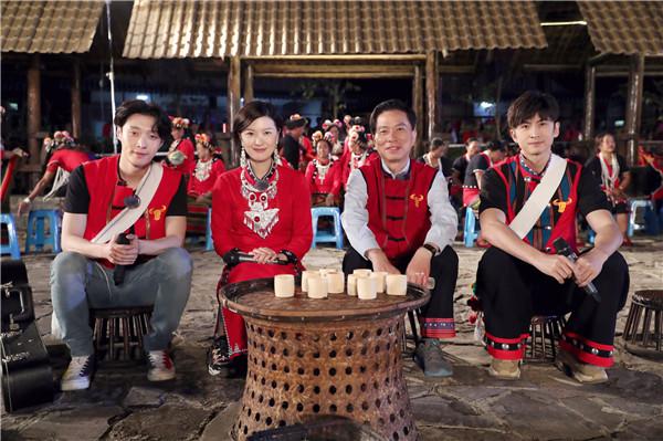 《我们在行动》第四季继续在中国大地上砥砺行走