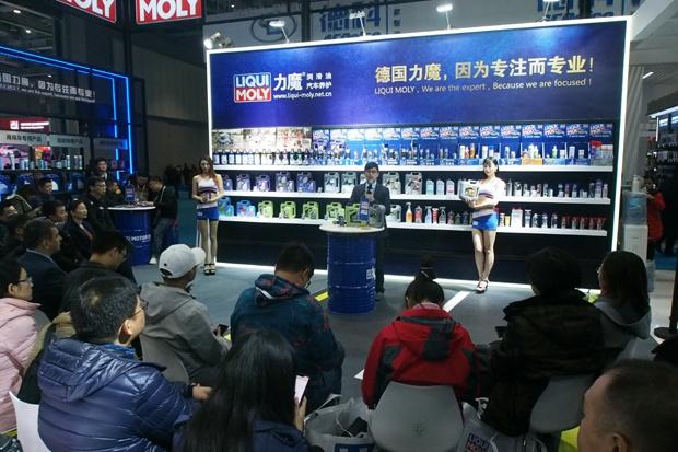 2019上海法兰克福汽配展今日启幕,力魔重磅发布5款新品!