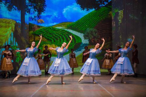 """""""芭蕾之冠""""《吉赛尔》下周将在东莞上演"""