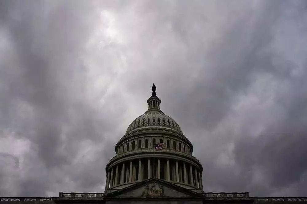 这是10月31日在美国华盛顿拍摄的国会大厦。新华社/路透