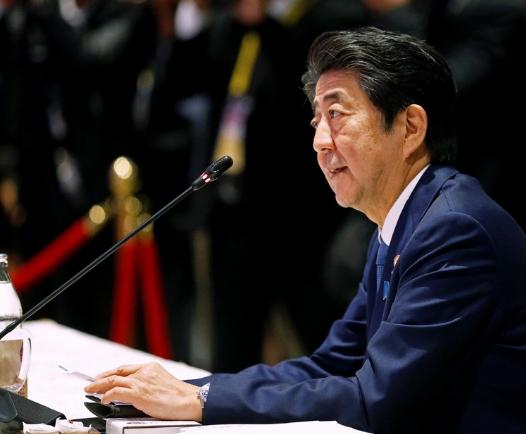谁会是下任日本首相?安倍晋三在这个会上发话了