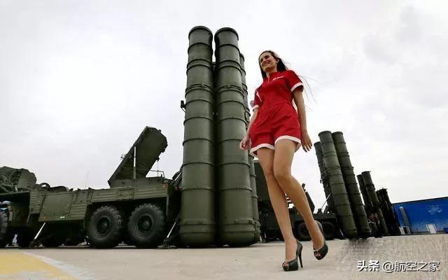 同时追踪300目标、射程涵盖40~400公里,俄第三代地空导弹S400