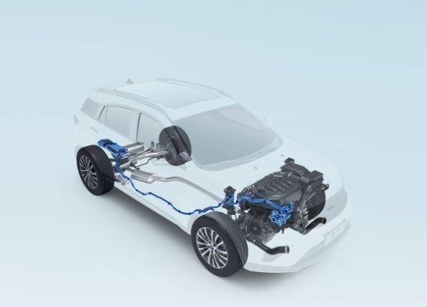 售15.48万起,科技配置更丰富,福特SUV增新款,家用之选