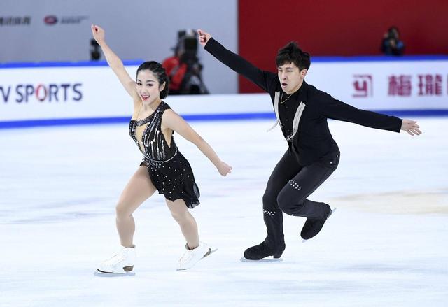 花样滑冰总决赛冠军预测:男单陈巍女单飞天,冰舞PC双人滑隋韩