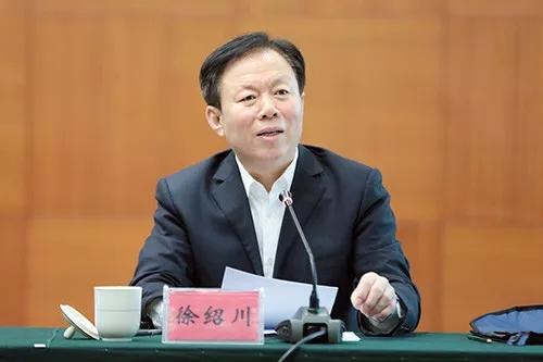 广西统战部长徐绍川兼区政协党组副书记(图)