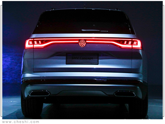 大众全新旗舰SUV,车长超5米1,配六缸发动机,最低才31万?