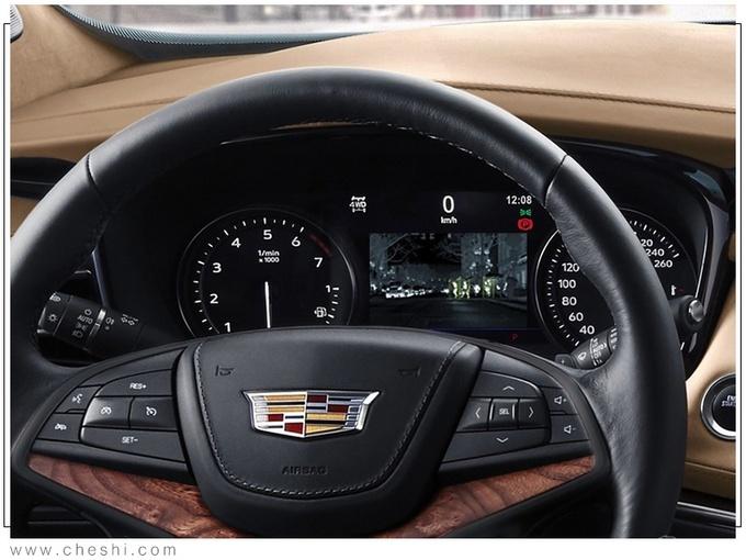 凯迪拉克XT6特别版,限量30台,搭3.6L引擎,这项配置买到就是赚
