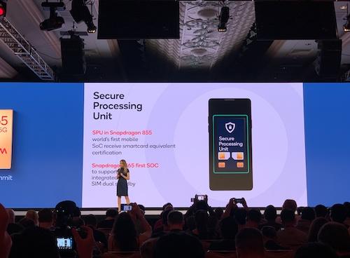 骁龙865呈现手机新潜能:身份证
