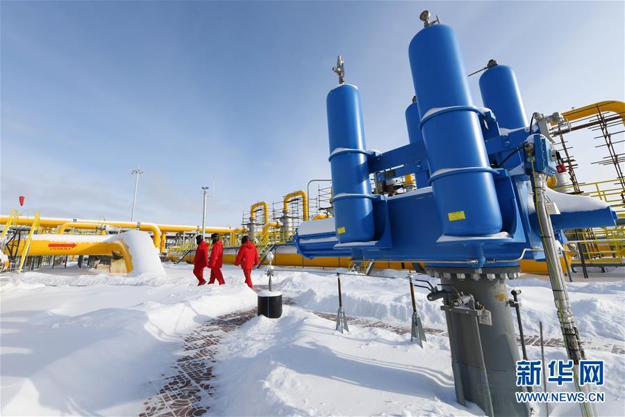 俄媒分析中俄天然气管道后续建设