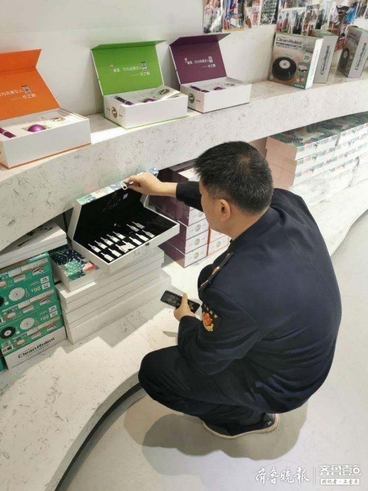 济南高新市场监管局检查整治美容美发业预付卡、价格欺诈等问题