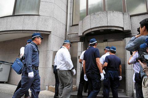 日本山口组头目因在神户枪击对手被捕