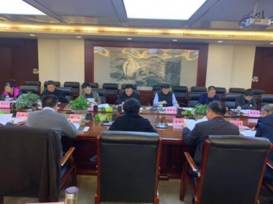 李大华带队赴滁州市开展城市安全发展督察工作