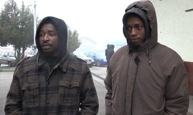 尼日利亚2名乒乓球员出国打比赛,被驱逐到波黑难民营忍饥挨饿