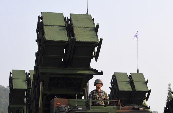 英媒:韩国加紧自主研发远程防空