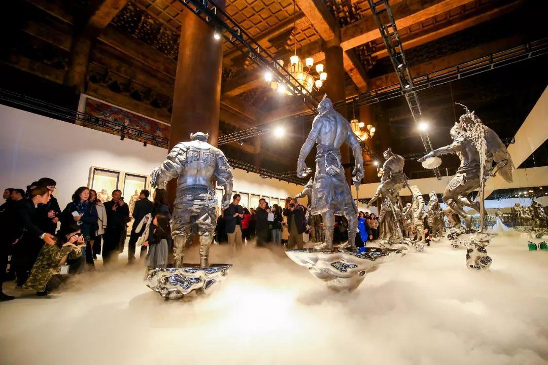 任哲:雕塑是又一个精神容器