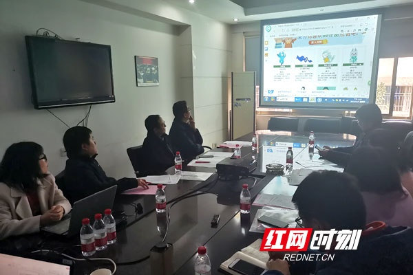"""""""我是河小青·美丽湖南行""""卡通形象暨文化作品评审会召开"""