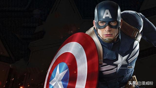 漫威冷知识:美国队长盾牌最外环,什么时候变成红色的?