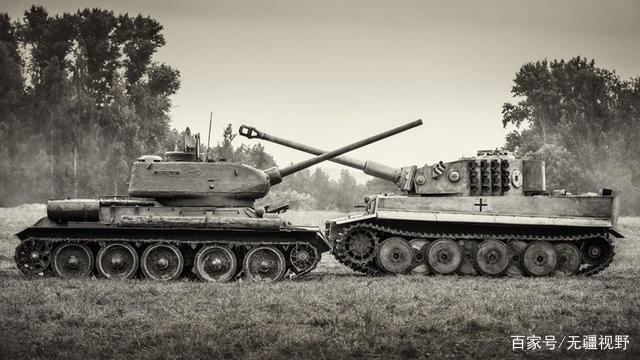 德国人终于承认苏联T-34坦克厉害,生产简单修复更快实在是打不过