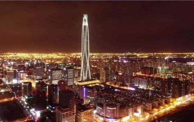 天津周大福金融中心明年3月正式入驻