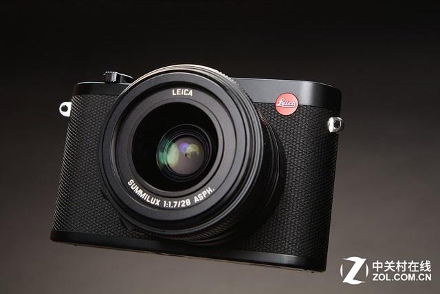 全画幅数码相机 徕卡上市Q2售39800元