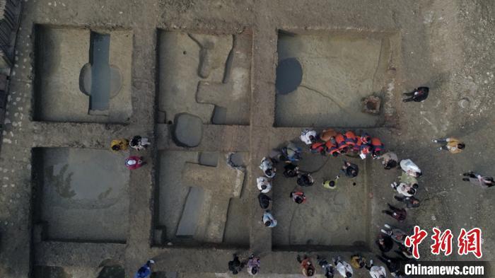 四川三苏祠式苏轩遗址考古发掘出