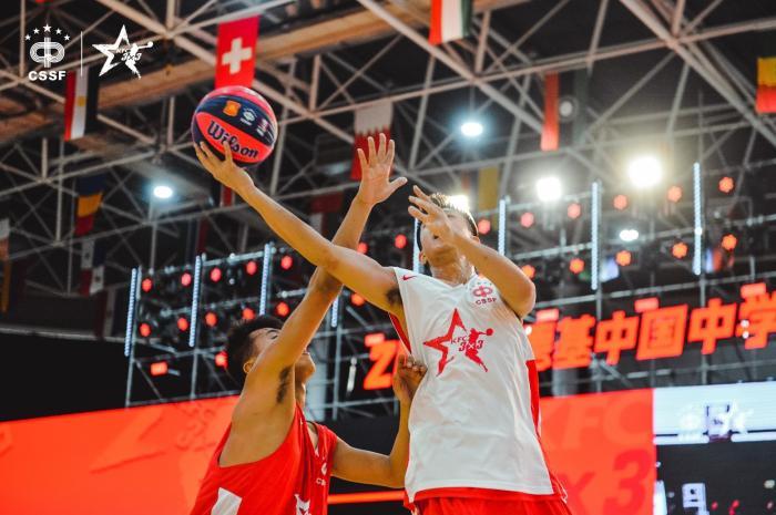 【滚动】清华附中将代表中国出战世界中学生3X3篮球锦标赛