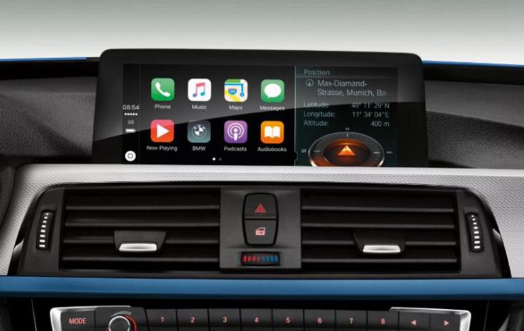 宝马决定取消对CarPlay收费 改善用户体验