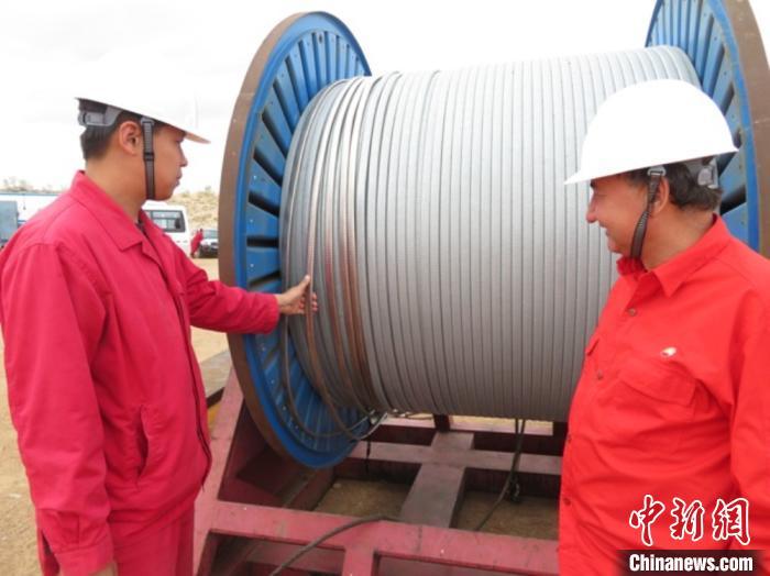新疆油田天然气井首次运用电潜泵排水采气获成功