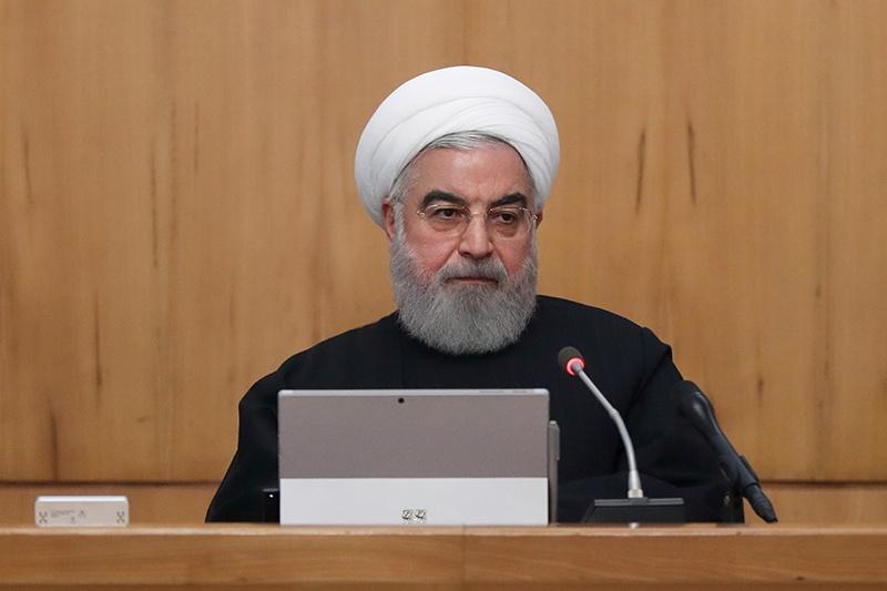日媒:伊朗总统鲁哈尼拟访日本 美国或对日施压