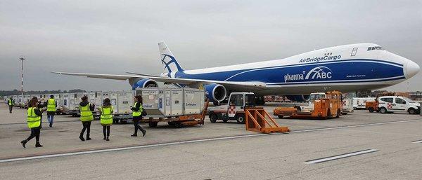 Envirotainer再次助力欧洲到亚洲的药品运输安全快速地完成   美通社