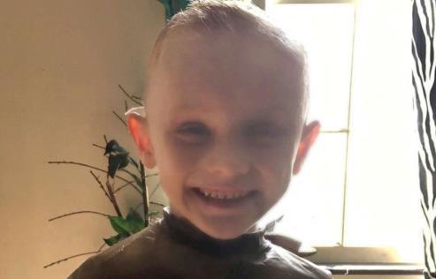 美国父母残忍打死5岁儿子后秘密埋葬 事后报警称其失踪