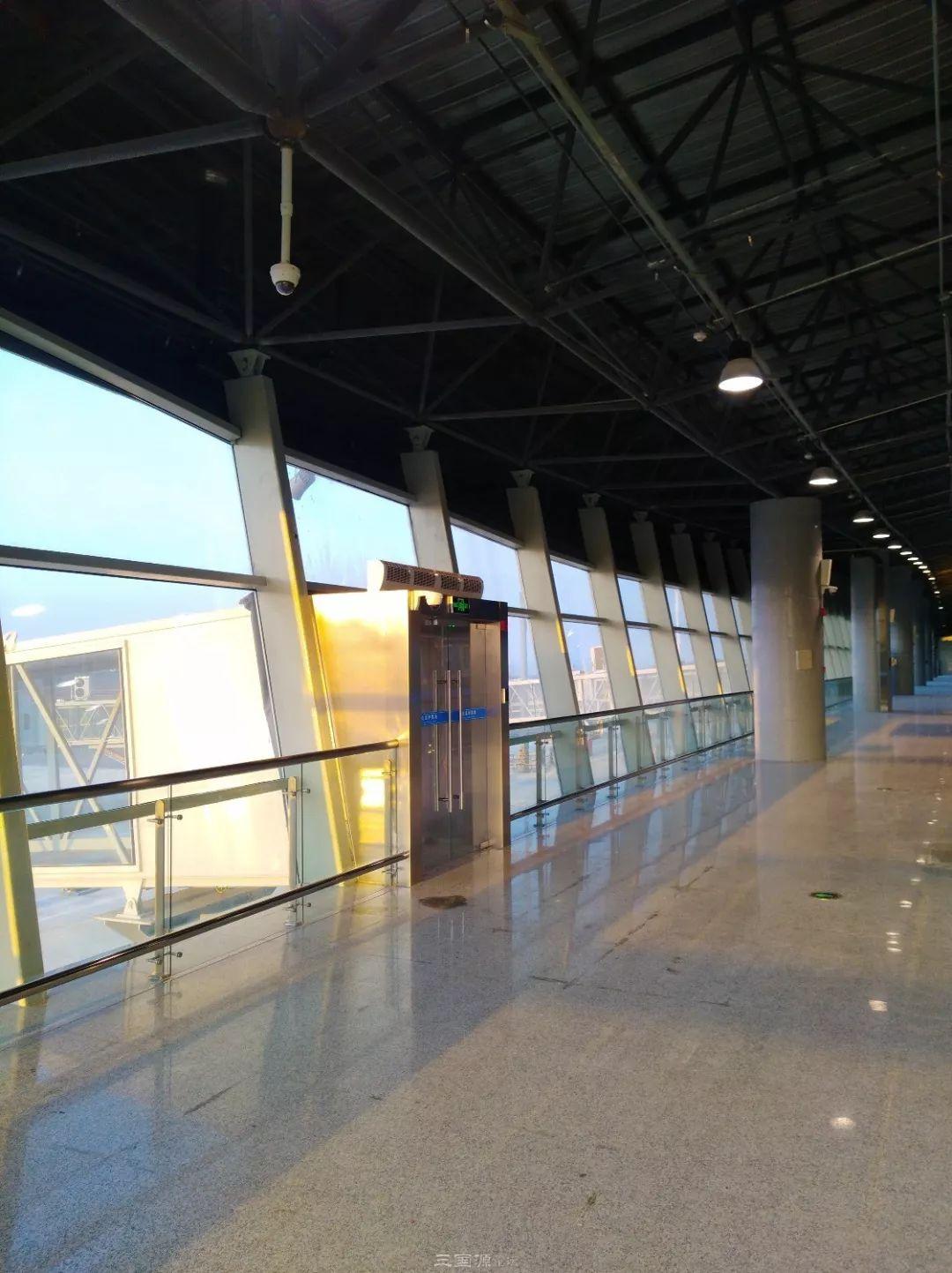 今天将迎民航局最后一次行业验收!南充机场T2航站楼已具备投用条件…