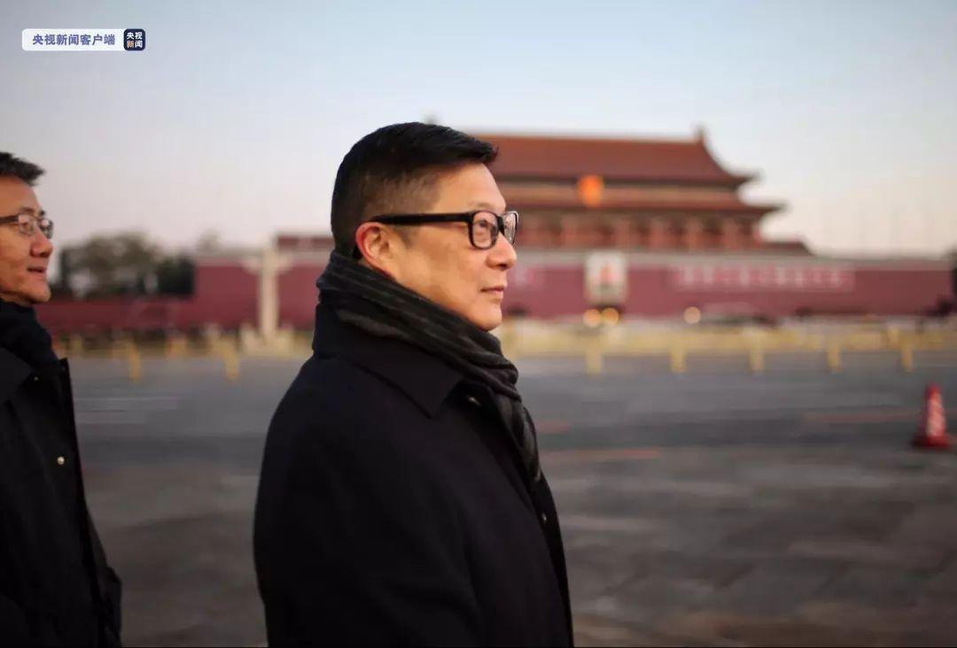 香港警务处处长邓炳强在北京的2天