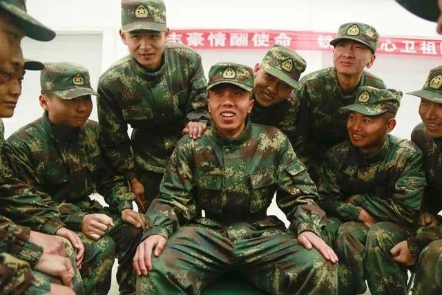 他二次入伍导弹军营,续写牺牲战友未尽梦想和荣光